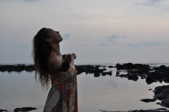 Kona, Hanaiali`i Sunset-72