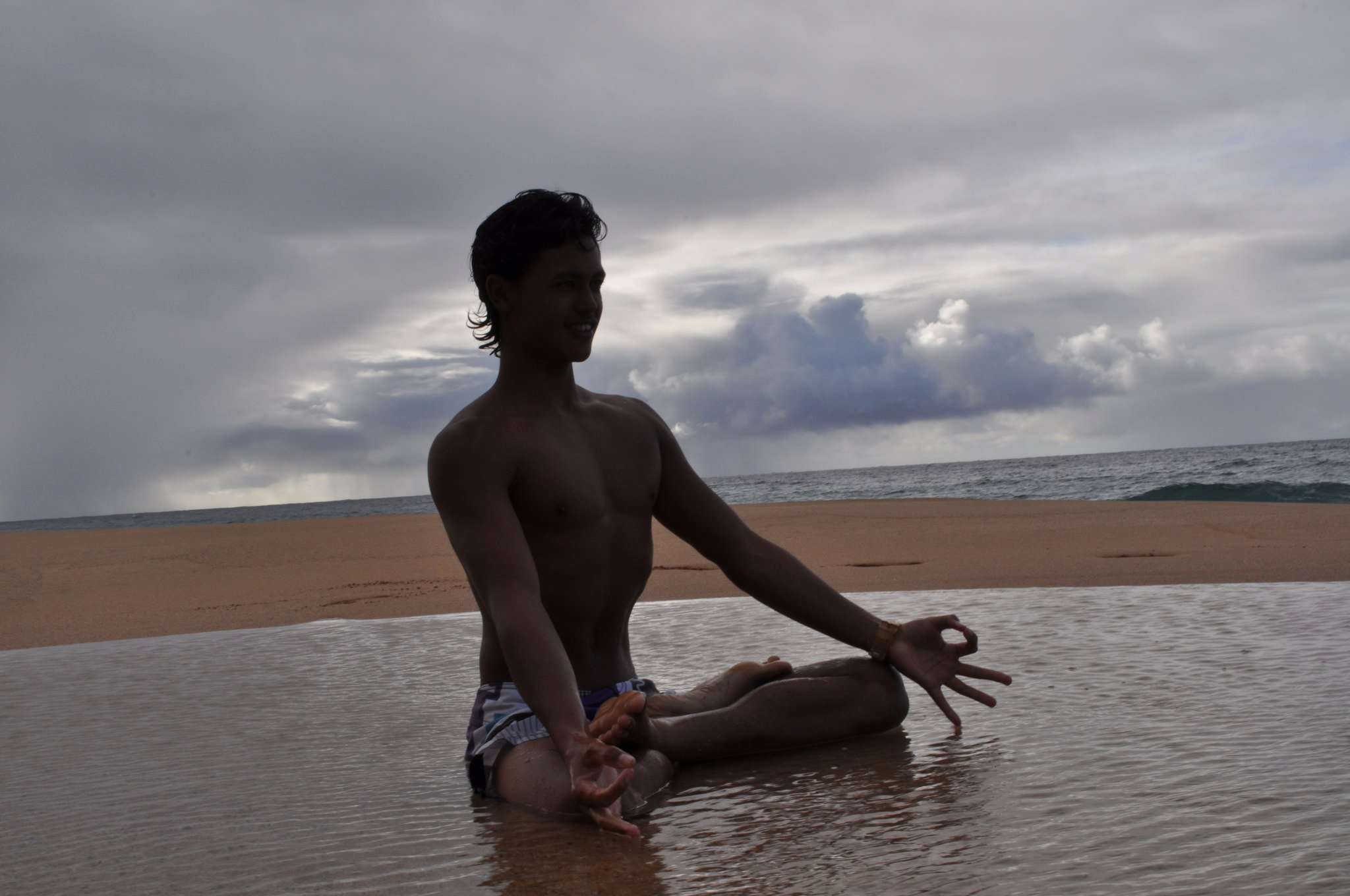 timoteo yoga padmasana